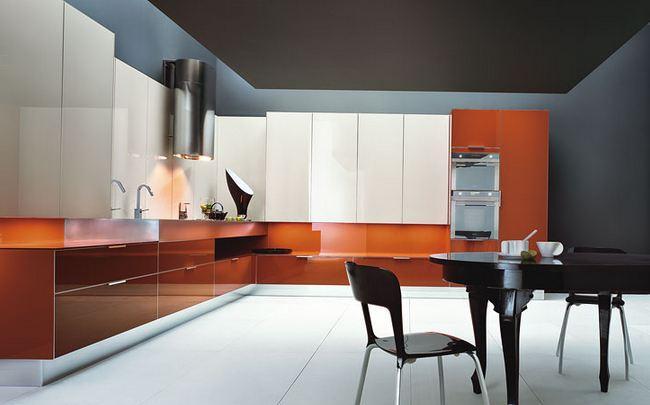 Cucine Fascia Alta. Homgeek Cfm Tshape Contratto Di Stile Sotto Il ...
