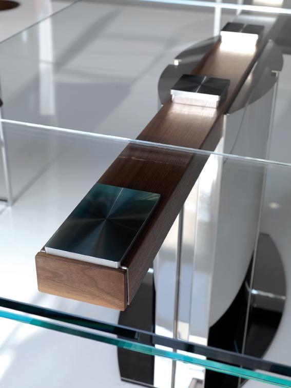 Tavoli in cristallo allungabili top – il modulo arredamenti Sorrento