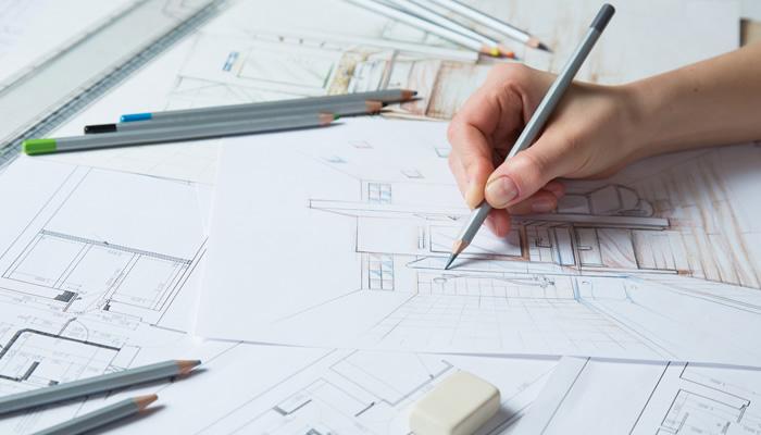 progettazione interni classica