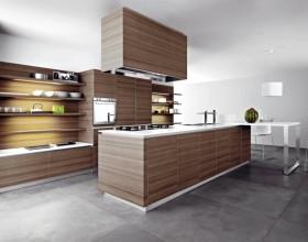 Cucina di fascia alta